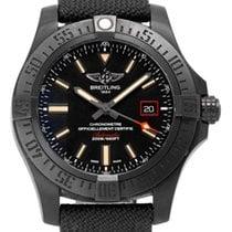 Breitling Avenger Blackbird 44 V1731110.BD74.109W.M20BASA.1 2017 подержанные