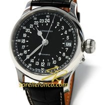 Longines Twenty-Four Hours L2.751.4.53.4 - LONGINES 24 HOUR new