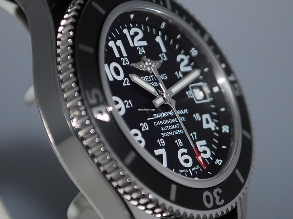 with watch ii ritage h obsession watches collections quality superocean breitling
