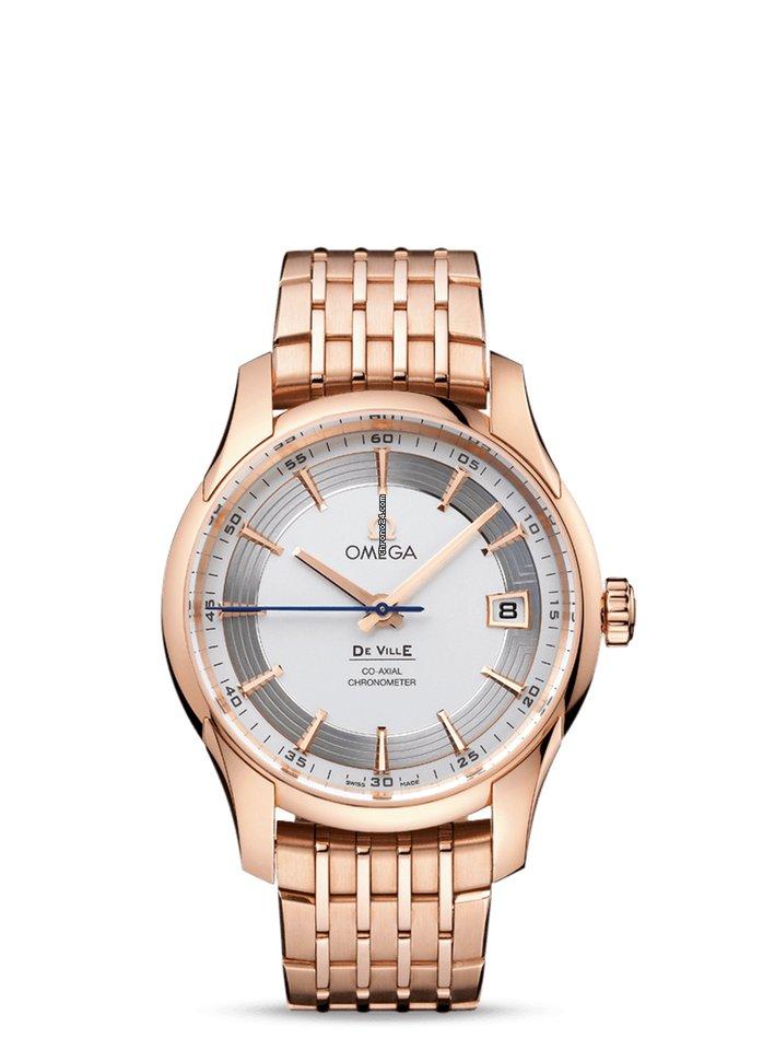 Ceny hodinek Omega De Ville  6f028eef4a