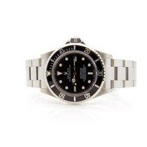 Rolex 16600 Stainless Steel Black Sea-Dweller Black Dial