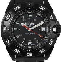 Traser Tactical Tornado Pro Tritium H3 mit PVD Stahlband 105477