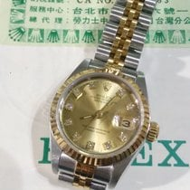 Rolex 69173 Oyster Perpetual Datejust 18K Gold/SS