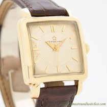 Eterna Yellow gold Automatic No numerals 28mm pre-owned Matic