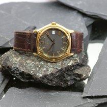 Ebel Classic Gelbgold 38mm Grau Römisch Deutschland, Hagen