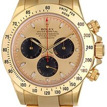 Rolex Men's Rolex Cosmograph Daytona Watch 116528 18k Gold...