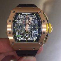 Richard Mille FULL ROSE GOLD  Felipe Massa Flyback Chronograph...