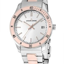 Jacques Lemans 1-1623ZI Rome Damen 37mm 10ATM
