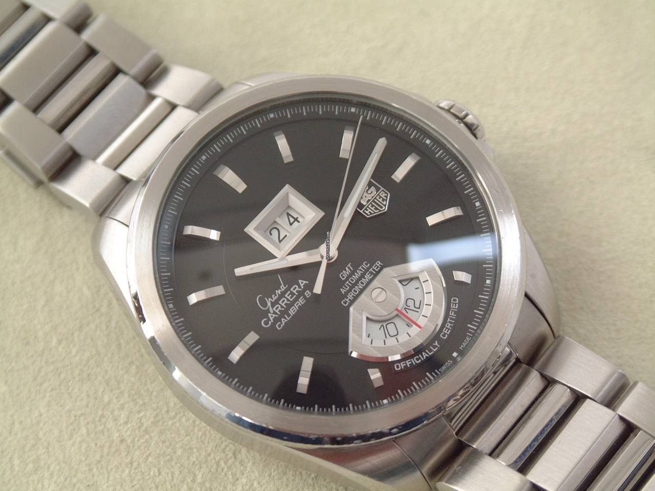 8c31d5d03a9 TAG Heuer Grand Carrera - all prices for TAG Heuer Grand Carrera watches on  Chrono24