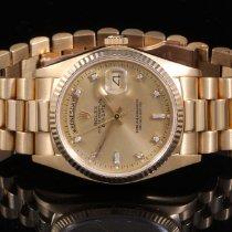 Ρολεξ (Rolex) Rolex 18238 18K YG Day-Date Pres w/ Champagne...