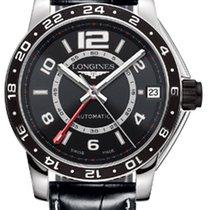 Longines Admiral GMT L3.668.4.56.0 L36684560, L3.668.4.56,...