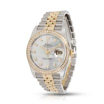 Rolex Datejust 116243 Men's Watch in Stainless Steel/Yellow Gold