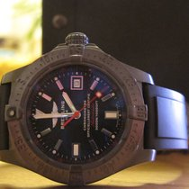 Breitling Avenger Seawolf Blacksteel Code Red Limited