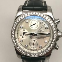 Breitling Chronomat 38 Steel 38mm Mother of pearl United States of America, New York, New York