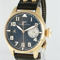 IWC Red gold Automatic Brown Arabic numerals 46mm pre-owned Big Pilot