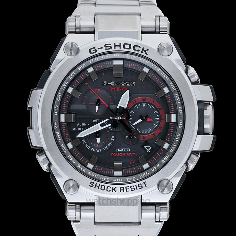 002508f35915 Casio MT-G Solar Radio - MTG-S1000D-1A4JF for  659 for sale from a Trusted  Seller on Chrono24