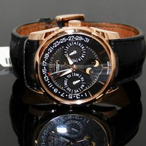 Parmigiani Fleurier Rose gold 40mmmm Automatic PFC272-1000200-HA1441 pre-owned
