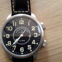 Zeno-Watch Basel Pilot Alarm 8591