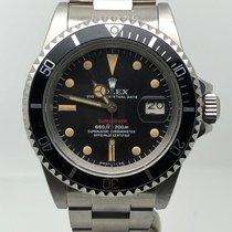 Rolex Submariner Date 1680 RED YEAR 1974