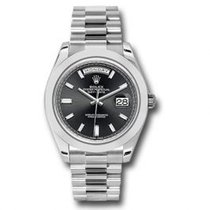 Rolex Day-Date 40 new Automatic Watch with original box and original papers 228206 BKIP
