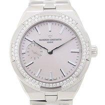 江诗丹顿 Overseas 37mm 自動發條 新的 附正版包裝盒和原版文件的手錶