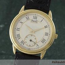 Piaget Gouverneur 18k (0,750) Gold Handaufzug Herrenuhr Ref....