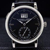 A. Lange & Söhne 308.027 Langematik Big Date Black Dial 18K...
