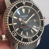 Tissot Seastar 1000 tweedehands 43mm Staal