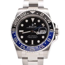 Rolex GMT-Master II Batman NEW 11/2018 116710BLNR