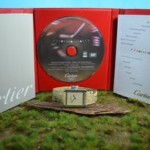 Cartier Tank Solo new 27mm Steel