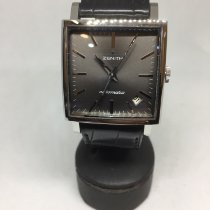 Zenith Steel 32mm Automatic 03.1965.670/91.C591 new
