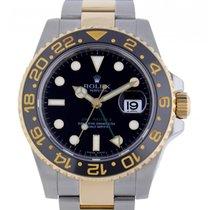 Rolex 116713LN Gold/Stahl 2009 GMT-Master II 40mm gebraucht Schweiz, Lugano