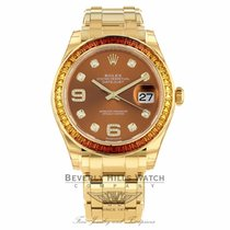 Rolex Pearlmaster 86348SAJOR 2019 new