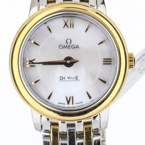 Omega Acero y oro De Ville Prestige 26mm usados
