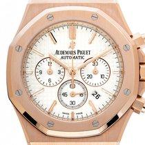 Audemars Piguet Royal Oak Chronograph Roségold 41mm Silber Deutschland, Stuttgart