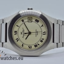 IWC Yacht Club Steel 38mm White Roman numerals