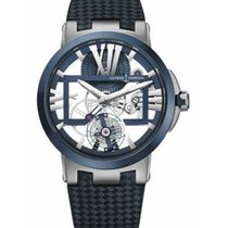 Ulysse Nardin Executive Skeleton Tourbillon 1713-139-43 2019 new