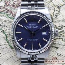 Rolex Datejust Steel 36mm Blue No numerals UAE, Dubai