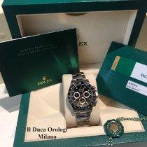 Rolex 116500LN Acciaio 2019 Daytona 40mm nuovo Italia, milano
