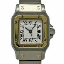 Cartier Santos Galbée Unknown 2000 brukt