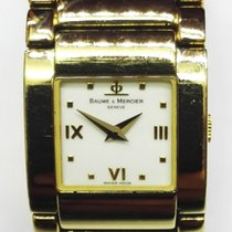 Baume & Mercier Ouro amarelo 21mm Quartzo MV045223 usado Portugal, Lisboa