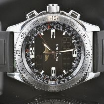 Breitling B-1 Steel 44mm Black Arabic numerals