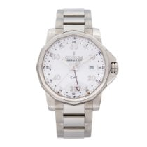 Corum Admiral's Cup GMT 44 Steel 44mm White