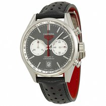 TAG Heuer Carrera Calibre 17 Steel 41mm Grey United Kingdom, Essex