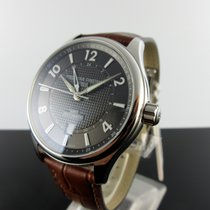 Frederique Constant Runabout Automatic Steel 42mm Grey Arabic numerals