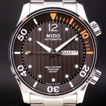 Mido Steel 42mm Automatic M005.930.11.060.80 pre-owned