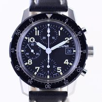 Sinn 103 Steel 40mm Black Arabic numerals