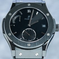 Hublot Classic Fusion 45, 42, 38, 33 mm 516.CM.1440.LR Very good Ceramic 45mm Manual winding