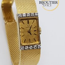 Omega Oméga A356278189 Femme OR 750 diamants 1960 occasion