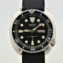 Seiko Steel 41mm Black United States of America, Washington, Bellevue